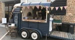 Horse Pizza Trailer Hornington Manor Wedding Venue Gozney